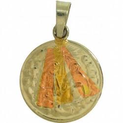 Amuleto Divina Providencia Proteccion con Tetragramaton 2.5 cm
