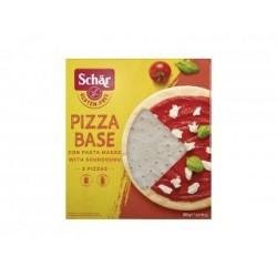 Base de pizza sin gluten La original base de pizza italiana pero, ¡sin gluten! Lista para tomar con los ingredientes que prefi