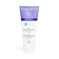 FÓRMULA ULTRASUAVE SIN JABÓN  Gel limpiador facial de Jonzac ® REhydrate esta formulado con ingredientes activos naturales y s