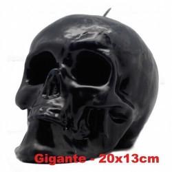 VELA FORMA Craneo Gigante 13 cm (Negro) Ref.: VFCRAGN
