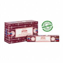 OPIO SATYA Este ingrediente comercial de importancia histórica recibe un avatar medicinal en cantidades mínimas según nuestras
