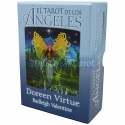 Tarot de los Angeles - Doreen Virtue (Borde Dorado) (Set) (Guyt) Ref.: ID0633 - Angeles