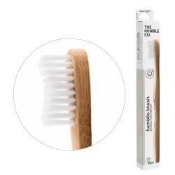 humble brush adult - blanco, cerdas suaves el más vendido del mundo, por una razón el original que arrasó en el mundo. limpia