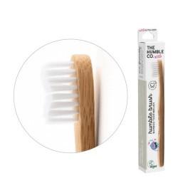 humble brush kids - cerdas blancas ultra suaves el más vendido del mundo, por una razón el original que arrasó en el mundo. l