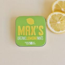 Los Ingredientes:  Sirope de glucosa *, dextrosa *, acidulante: (ácido cítrico), aceite esencial de limón *, extracto de cúrc