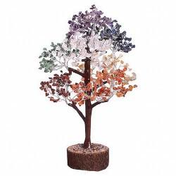 Este árbol es de 160 piedras.  Árboles de minerales. Están disponibles en 3 alturas aproximadas diferentes y según las cantid