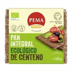 Ingredientes: CENTENO* integral (en parte como masa madre natural) 53%, agua, levadura*, sal. *De agricultura biológica. Uso: