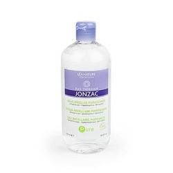 ELIMINA EL MAQUILLAJE, LAS IMPUREZAS Y LA SUCIEDAD Agua micelar purificante Jonzac ® PUre es ideal para la limpieza en profund