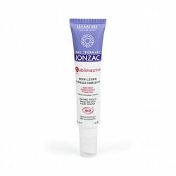 ANTIARRUGAS, REAFIRMANTE, PROTECTORA Crema ligera antiedad Jonzac® SUblimactive es una emulsión fina y sedosa que penetra rápi