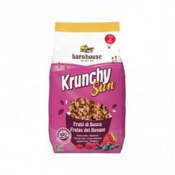 Ingredientes: Copos de AVENA integral 65%, sirope de glucosa de arroz, aceite de girasol 9%, arroz extruido (arroz, CEBADA malt