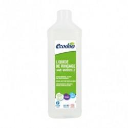 Abrillantador con aceite esencial de menta sin colorante ni perfumes sintéticos. Deja la vajilla brillante y sin marcas después