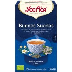 Hinojo*, flores de manzanilla*, menta piperita*, cardamomo*, melisa*, hierba limón*, raíz de valeriana*, salvia*, flores de lav