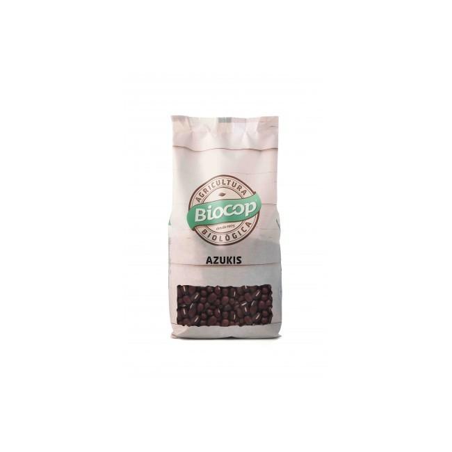 El azuki es una legumbre nutritiva con un alto contenido de proteínas. Es beneficiosa para los riñones. Cocinada con el alga ko