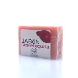 GR.JABON ROSA MOSQUETA 100 Gr.