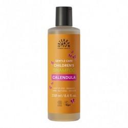 Champú para niños. Deja el pelo de los niños maravillosamente limpio y suave. Los extractos de flores de caléndula y de corteza