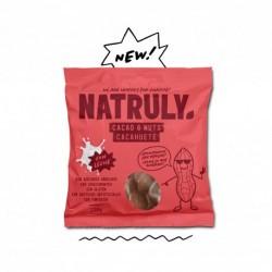 sin gluten sin azucares anadidos sin edulcorantes sin aditivos sin tonterias Cacahuete (50%) Manteca de cacao (10.25%) L