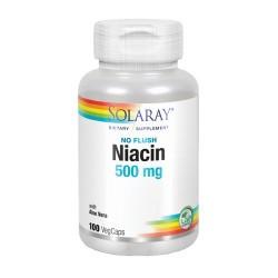 CONTENIDO MEDIO (POR VEGCAP) Niacina (de inositol hexaniacinato) (B3)  500  mg  Inositol (de inositol hexaniacinato)