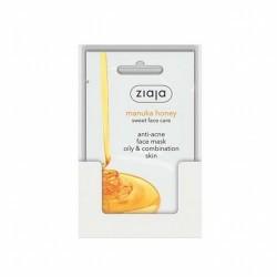 Mascarilla facial melosa transparente - Pack de 20 unidades  La miel está considerada como un antibiótico natural presente en