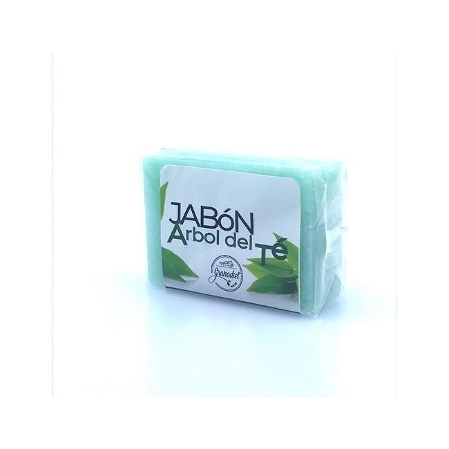 GR.JABON ARBOL DE TE 100 Gr.