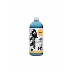 Con aroma fresco de lavanda francesa, limpia eficazmente las impurezas y el polvo. Se puede utilizar en baños, cocinas y otras
