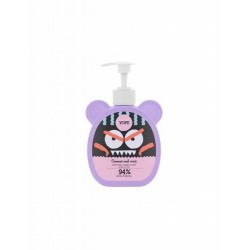 Suave con la piel, ¡este jabón hace que lavarse las manos sea divertido!  Jabón de manos natural para niños a partir de 3 año