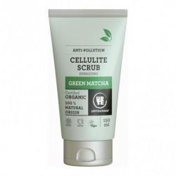 Exfoliante de matcha para celulitis para todo tipo de pieles Siguiendo una fórmula con esencias anticelulíticas de la fruta del