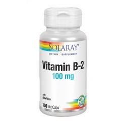 Riboflavina (vitamina B-2)            100 mg  Concentrado de alimentos enteros (concentrado de arroz integral incluyendo salv