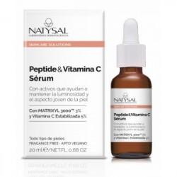 Estos péptidos, estimulan la formación de fibras de colágeno y elastina, aumentando la elasticidad de la piel, y reduciendo la