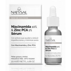 La Niacinamida también conocida como vitamina B3, es una vitamina ampliamente utilizada en productos cosméticos por sus propied