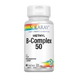 Cápsula de celulosa vegetal, agente de carga: celulosa; vitamina B1 (tiamina mononitrato , tiamina HCl), vitamina B2 (riboflavi
