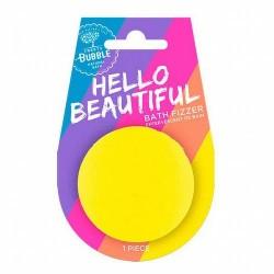 Regala un mensaje! Una preciosa bomba de baño con un aroma embriagador que te hará sonreír.  Bomba de baño efervescente con t