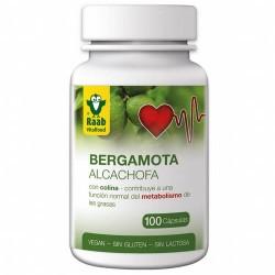 Las cápsulas de bergamota y alcachofa de Raab contienen una combinación de los valiosos extractos de bergamota y alcachofa. La