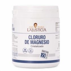 CLORURO DE MAGNESIO 400g |  160 días El magnesio ayuda a disminuir el cansancio y la fatiga. El magnesio contribuye al equ