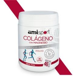 COLÁGENO CON MAGNESIO + VIT C + VIT B1, B2 y B6 (350 G)  PROPIEDADES  Las combinaciones de Colágeno con Magnesio y vitamin