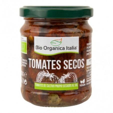 Condimentado exclusivamente en aceite de oliva biodinámico 100% virgen extra producido en la almazara familiar, garantiza una c