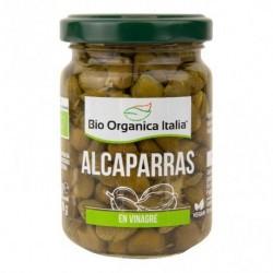 Las alcaparras ecológicas dan el sabor adecuado a los platos. Perfectas para aderezar incluso una pasta simple. Se utilizan mej