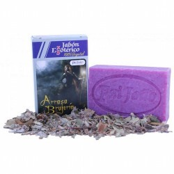 """El Jabón de """"Arrasa Brujería"""" se utiliza especialmente para combatir las energías negativas. Su combinación esencial disuelve l"""