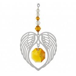 Las alas de ángel son un símbolo de libertad, un recordatorio de nuestra fuerza vital y de nuestra capacidad de superación y tr