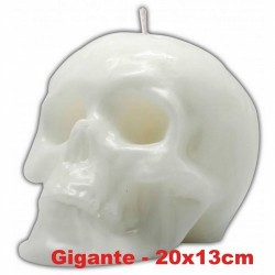 VELA FORMA Craneo Gigante 13 cm (Blanco) Ref.: VFCRAGB