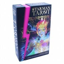 El Tarot de Starman es infinitamente más que una baraja de tarot; en esencia, es una declaración de que la vida en su núcleo es