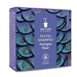 Bioturm presenta una línea de champús sólidos, sin sosa caustica en su formulación, sus tensoactivos suaves cuidan el cabello y