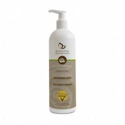 Loción corporal Helix Active hidratante, textura no grasa Emulsión corporal de base hidratante y textura no grasa de fácil ab
