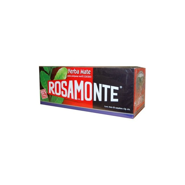 YB.ROSAMONTE FILTRO 25 SOBRES