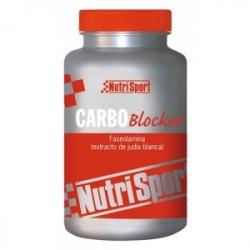 Carbo Blocker es un ingrediente natural formado por extracto de judía blanca (faseolamina) que inhibe la absorción de los hidra