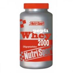 Pepti Whey 2000 es un producto formulado para proporcionar un aporte rápido de péptidos de aminoácidos a la musculatura. Pepti
