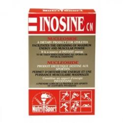 La Inosina es un nucleósido que participa activamente en la síntesis de ATP, molécula encargada de suministrar energía al organ
