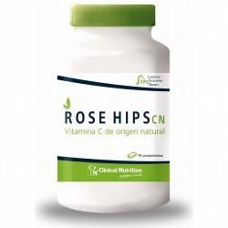 Rose Hips (o escaramujo) es el fruto de la rosa silvestre, muy rico en vitamina C y también en flavonoides, ambos con un elevad