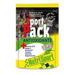 Antioxidantes de última generación Composición por dosis (1 cápsula + 2 comprimidos): Vitaminas B1, B2, B3, B5, B6, B8, B9 y