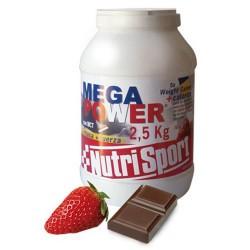 MEGA POWER sigue marcando la diferencia en los Weight Gainers. Con una composición exclusiva se ha desarrollado una fórmula que