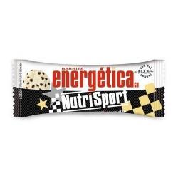 Las barritas energéticas de NutriSport han sido formuladas de forma equilibrada para aportar la energía que necesitas en tus en